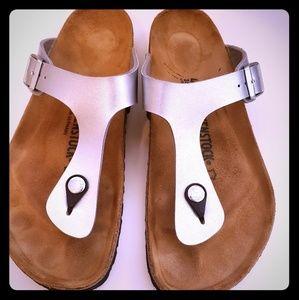 Birkenstock Silver sandal